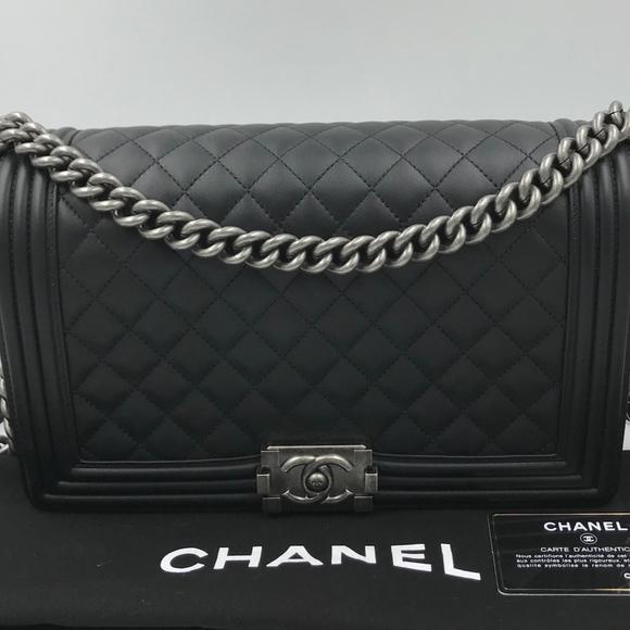 6f5d0edf4081 CHANEL Bags   Authentic New Medium Boy Bag   Poshmark
